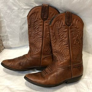 Joe Sanchez original cowboy boots Sz 8